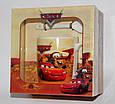 Чашка подарочная  ТАЧКИ с ложкой фарфор 300 мл , купить оптом со склада Одесса 7км, фото 2