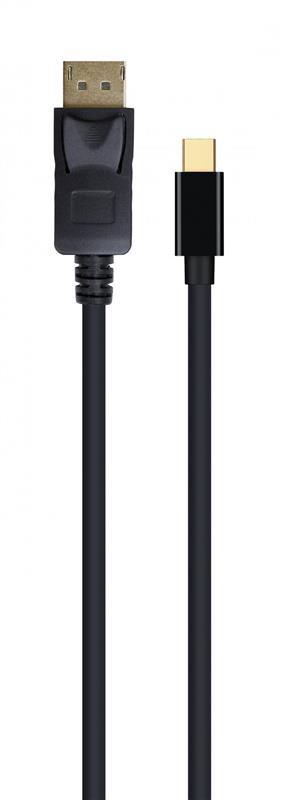 Кабель Cablexpert (CCP-mDP2-6), MiniDisplayPort-DisplayPort, 1.8м, черный