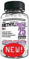 Cloma Pharma Methyldrene Elite 25 100 капс.Жиросжигатель