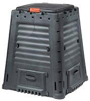 Компостер KETER Mega composter 650 l black
