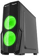 Корпус ПК GENESIS Titan 800 green