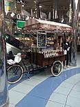 """Велотележка для велокофейни """"Old Europe""""(ВТ-2), фото 9"""