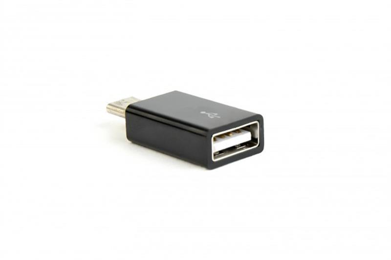 Адаптер Cablexpert (CC-USB2-CMAF-A) USB Type-C (вилка) - USB AF (розетка)