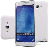 Чехол Nillkin Super Frosted Shield Samsung J700 Galaxy J7 White