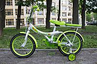 Детский двухколесный велосипед Azimut Strawberry(18 дюймов)***