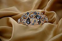Роскошный свадебный женский браслет,