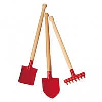 Набор садовых инструментов nic красный NIC535394 (NIC535394)