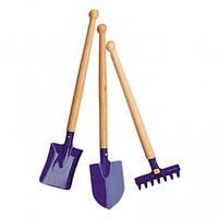 Набор садовых инструментов nic синий NIC535396 (NIC535396)