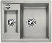 Кухонная мойка BLANCO Metra 6 520574 pearl gray
