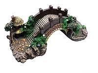 Декоративний міст для акваріума Charm