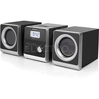 Музыкальний центр AUDIOSONIC HF-1260 black-silver