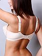 Бюстгальтер Diorella 63417-1E, колір Бежевий,  розмір 90E, фото 4