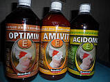Вітаміни для птахів Рідкі вітаміни.0,5 л, фото 6