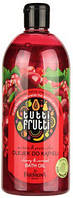 "Масло мерцающее для ванны и душа ""Вишня и смородина"" Farmona Tutti Frutti Bath Oil, 500 ml."