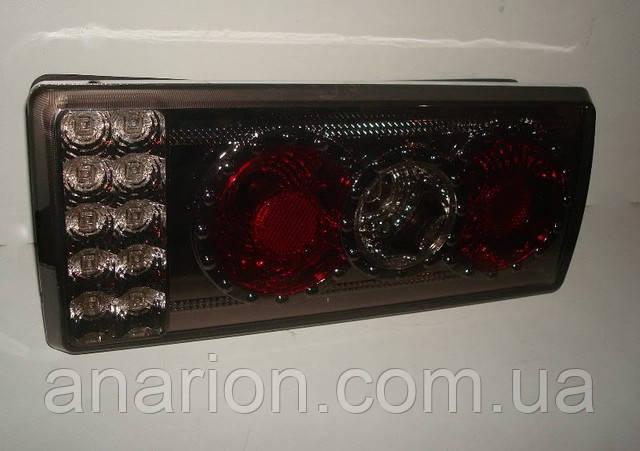 Задние фонари на ВАЗ 2107 №5269NLD тонированные