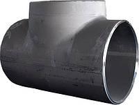 Тройник стальной ГОСТ 17376 2001 из нержавеющей стали  AISI 304. Купить у нас выгодная цена.