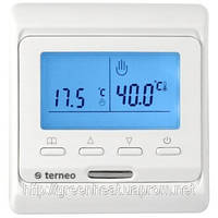 Недельный программируемый терморегулятор для инфракрасного отопления (Terneo.pro)