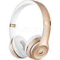 Наушники накладние BEATS BY DR. DRE Solo 3 Wireless white-yelow, фото 1