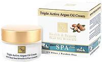 Health & Beauty Крем тройной активный с Аргановым маслом, 50 мл, арт.247832