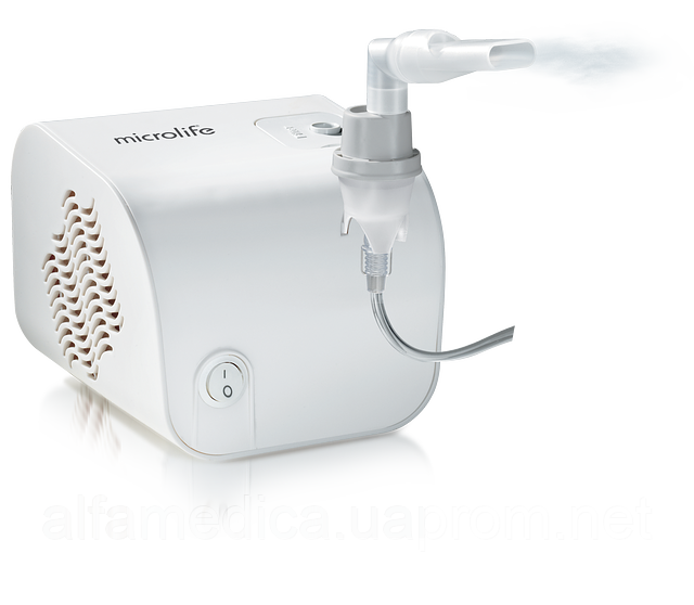 Ингалятор компрессорный Microlife NEB 100B - Альфамедика Alfamedica интернет-магазин медтехники в Днепре