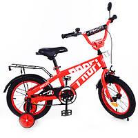 Велосипед детский 14 Profi T14171 Красный intT14171, КОД: 130447