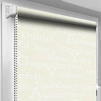 Рулонная штора DecoSharm В913 -  82.5 x 195 cм