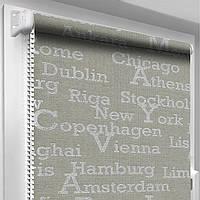 Рулонная штора DecoSharm В914 -  47.5 х 195 см