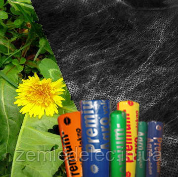 Агроволокно Premium-Agro P-50 50 м., ширина-1,6 м.Черное
