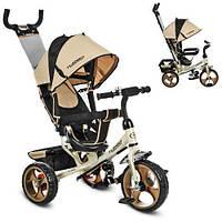 Трехколесный детский велосипед TURBO TRIKE M 3113-9 колеса EVA***