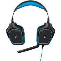 Наушники с микрофоном LOGITECH G430