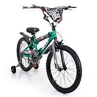 Детский двухколесный велосипед колеса 20 дюймов NEXX BOY-20 Green Splash