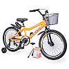 """Детский двухколесный велосипед колеса 20 дюймов INTENSE 20"""" N-200 Orange"""