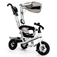 Детский трехколесный велосипед WS-862AW 12\10 Белый