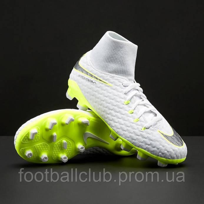 Бутси Nike Hypervenom Phantom III Academy DF FG AH7268-107