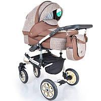 Детская коляска 2в1 Sherry Lux Brown