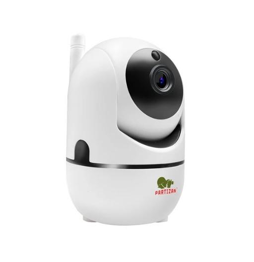 Роботизированная Wi-Fi камера на 2 Мп PARTIZAN Cloud robot FullHD (IPH-2SP-IR)