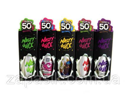 Жидкость Для Электронных Сигарет Nasty Juice 50 ml 1645-1 В Упаковке 5 Шт