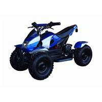 Электрический квадроцикл HL-E421В 500W Синий