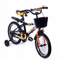 Детский двухколесный велосипед колеса 16 дюймов TZ-002