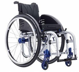 Активная коляска Kuschall Compact со складной рамой (стоимость базовой комплектации)