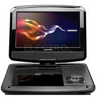 Портативный плеер DVD LENCO DVP-9413 black
