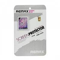 Защитная пленка Remax для iPad 2, New iPad 3, iPad 4, - глянцевая