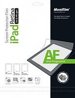 Защитная пленка Monifilm для iPad 2, New iPad 3, iPad 4, AF - матовая (M-APL-P303)