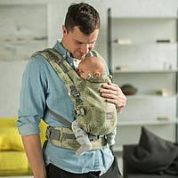 """""""Майами"""" Эрго рюкзак для новорожденных ONE Love & Carry """"Стоун"""" """"Бискай"""" """"Сангрия"""" Рюкзак для переноски детей"""