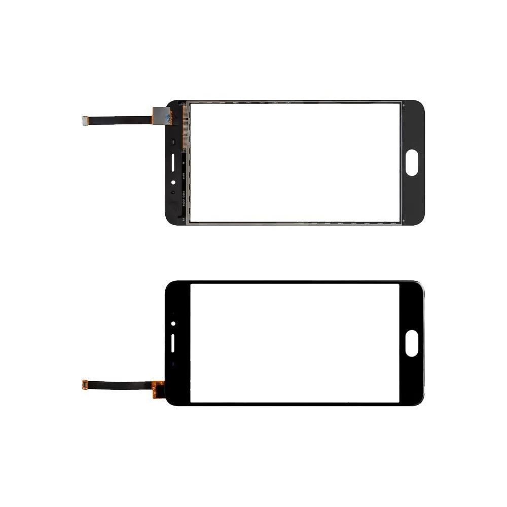 Сенсорний екран для смартфону Meizu M3E, тачскрін чорний