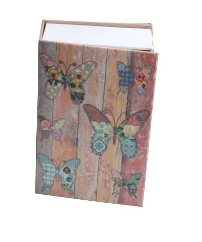 Книга-сейф MK 1849-1 (Бабочка)