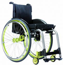 Активная коляска Kuschall Champion со складной рамой (стоимость базовой комплектации)