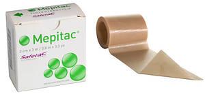 Mepitac Фиксирующий силиконовый пластырь 20 мм х 3 м