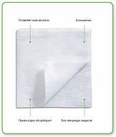Mesoft / Месофт - салфетки из нетканого материала стерильные  7,5 х 7,5 см, упаковка 75 шт