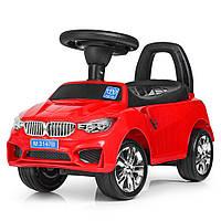 Детская каталка-толокар Bambi BMW M 3147B(MP3)-3 Красный